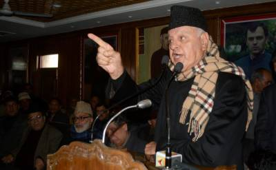 Mohammad Ali Jinnah didn't want a separate country for Muslims: Occupied Kashmir former CM