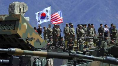 North Korea shows resentment over US-South Korea joint military exercises