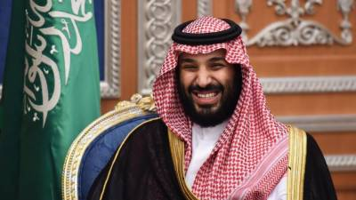 Saudi crown Prince leaves for maiden foreign visit