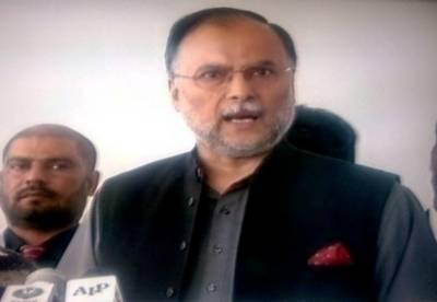 Senate elections another milestone in democratic process: Ahsan Iqbal