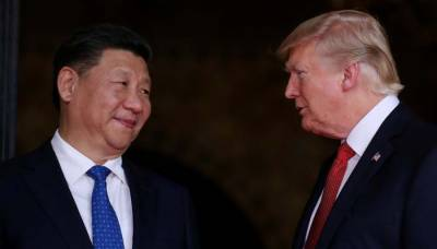 Trump praises Chinese president extending tenure 'for life'