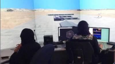12 Saudi women join air traffic controller training