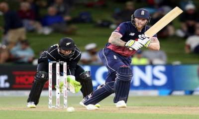 4th ODI b/w England, New Zealand on Wednesday