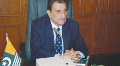 AJK PM meets Federal Minister for privatization
