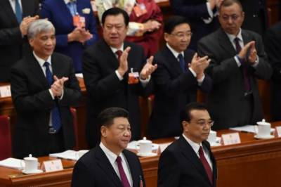 China's Parliament preparing to offer president Xi Jinping a lifetime mandate