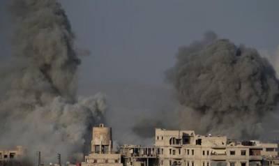 Fresh air raids on Syria's Ghouta kill 14