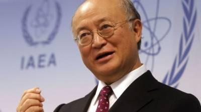 Iran accord failure would be 'great loss': IAEA chief