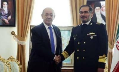 Iran must address concerns over missile program: France