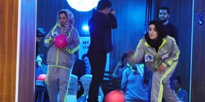 Kabul holds first ever bowling competition for university girls