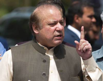 Nawaz Sharif says masses want sanctity of their vote
