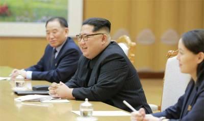 North Korea leader wants to advance Korea ties