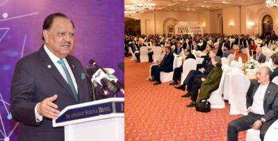 Pakistan best destination for foreign investment: President
