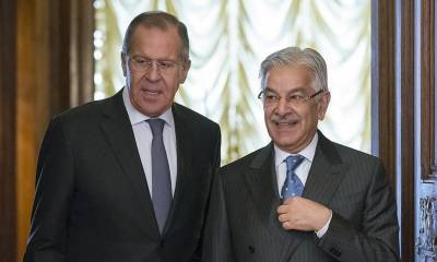 Pakistan - Russia negotiating energy deals worth $10 billions