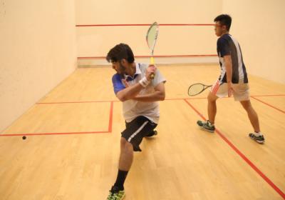 Pakistani players dominated the Qatar Junior Squash Championship in Doha