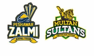 PSL 2018: Peshawar Zalmi Vs Multan Sultan live score update
