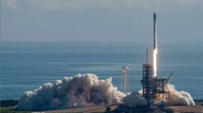 SpaceX poised for 50th launch of Falcon 9 rocket