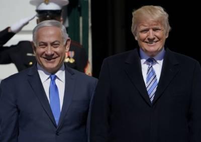 Trump 'may' go to Jerusalem embassy opening