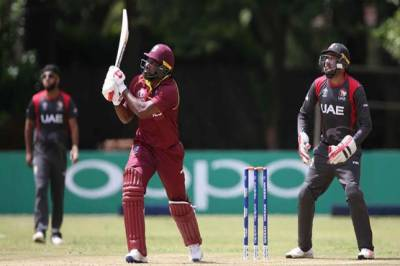 Chris Gayle makes historic record