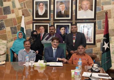 Govt jobs for disabled persons to be finalized in March: CM Sindh