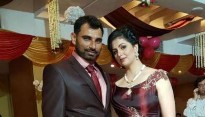 Indian cricketer wife seeks legal action against him over torture, affairs