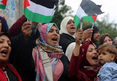 Israeli Army has arrested over 15,000 Palestinian women since 1967