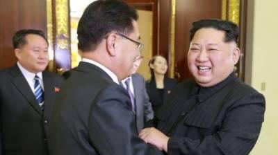 Kim Jong-Un wants closer North-South Korea ties