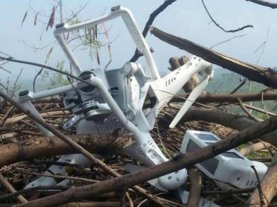 Pakistan Army shoots down Indian spy drone in Chirikot Sector