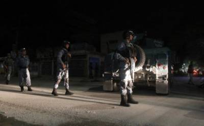 Police Headquarters under attack in Kandahar province, number of casualties reported