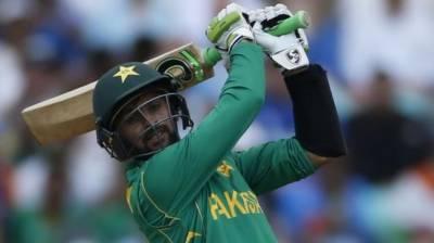Shoaib Malik makes history for Pakistan