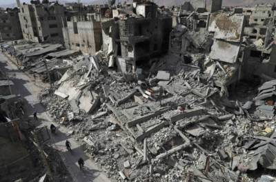 Syria Conflict : Nine civilians killed as regime strikes Ghouta