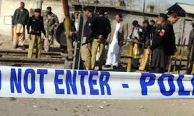 Two policemen martyred, wounded in Quetta by militants gunfire