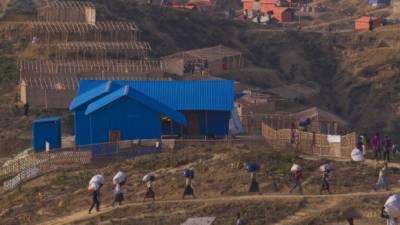 UN official: Myanmar violence precludes return of Rohingya