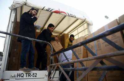 UN to send another aid convoy to Syria