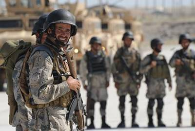 Afghan Taliban attack police headquarters, Atleast 7 soldiers killed, wounded