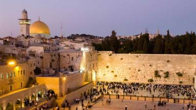 Arab FMs affirm Jerusalem as future Palestinian capital