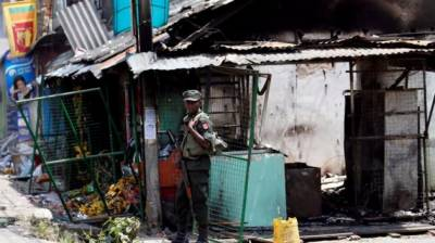 Buddhist mobs attack Muslims in Srilanka despite curfew