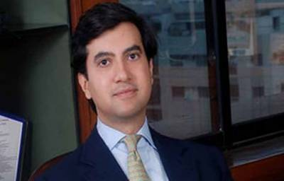 In a surprise move, Ali Jehangir Siddiqui appointed as Pakistan Ambassador to US