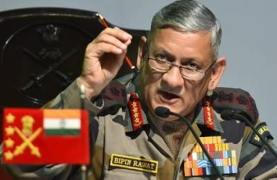 Indian Army Chief defends quad coalition against China