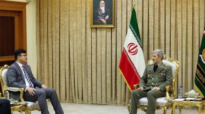 Iran offers Afghanistan Syria style counter terrorism assistance