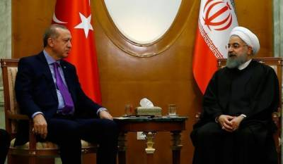 Iran, Turkey stress use of national currencies in bilateral trade