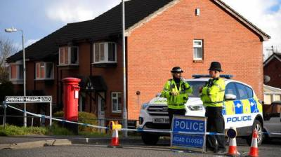 Nerve agent used in attempted murder of Russian ex-spy: UK Police