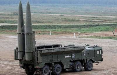 Russia's Iskander-M missile system to have no rival until at least 2025: military