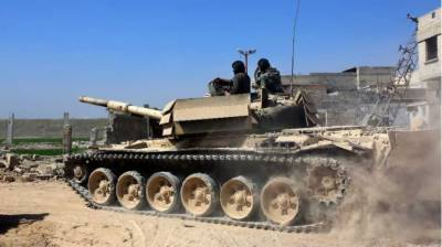 Syria: Govt forces capture half of Ghouta enclave