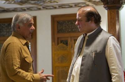 The first sign of rift appear between the Sharif Brothers