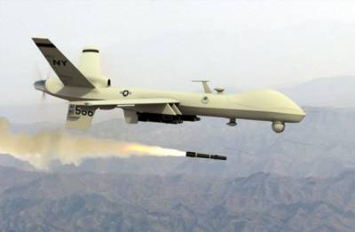 TTP Pakistan Commander's son killed in US drone strike