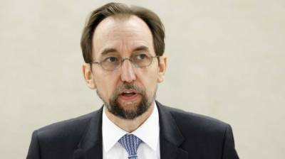 UN shows resentment over US policy towards migrants