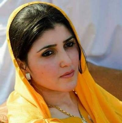 Ayesha Gulalai in hot waters