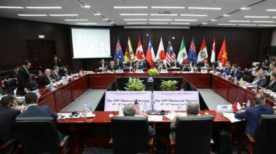 Eleven nations to sign Trans-Pacific trade deal
