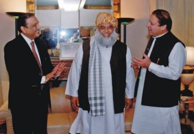 Fazal Ur Rehman takes the final decision over Senate Chairman support