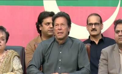 Imran Khan puts forward demands for Chairman and Deputy Chairman Senate slots
